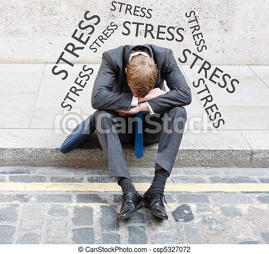Stress - csp5327072