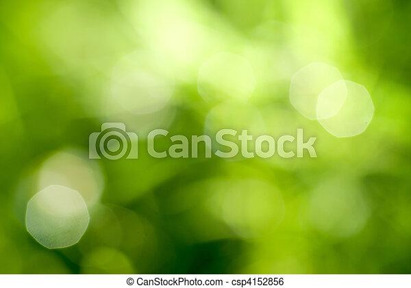 Abstracción de eco natural - csp4152856