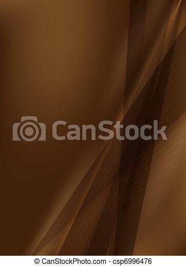 Abstracción de fondo marrón - csp6996476