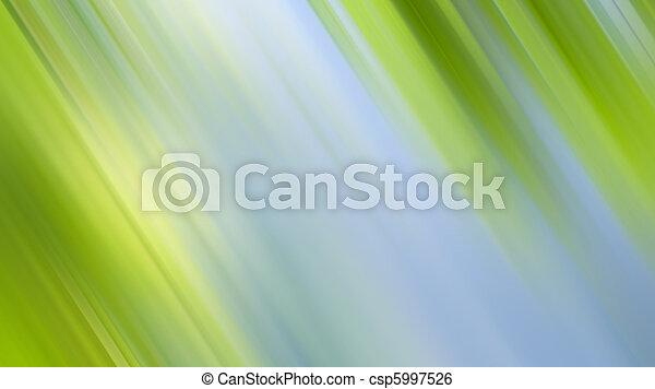 Abstrae la naturaleza verde - csp5997526