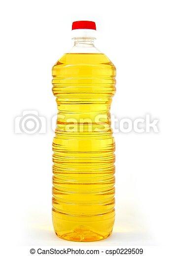 Aceite de botella - csp0229509
