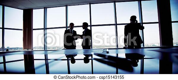 Actividad de negocios - csp15143155