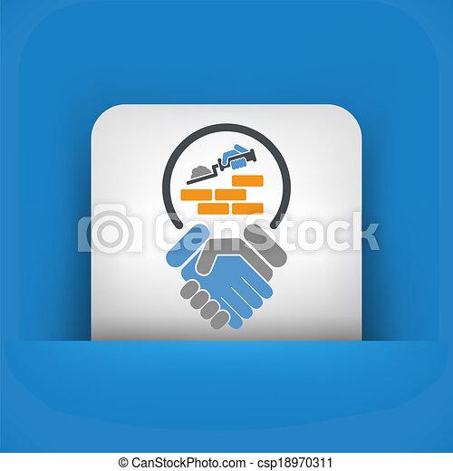 Acuerdo de construcción - csp18970311