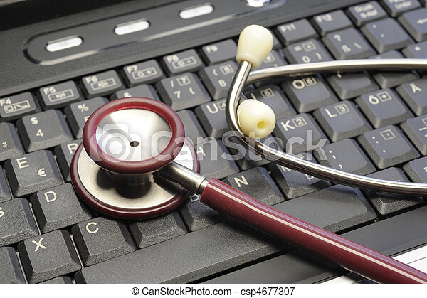 Administración de Salud - csp4677307