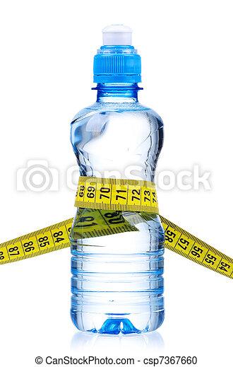 Agua hervida - csp7367660