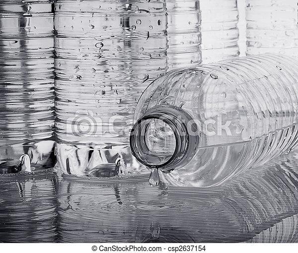Agua hervida - csp2637154