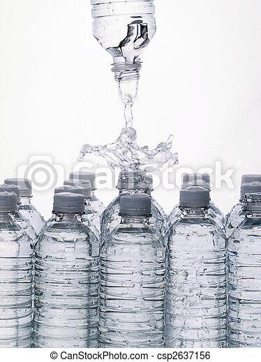 Agua hervida - csp2637156