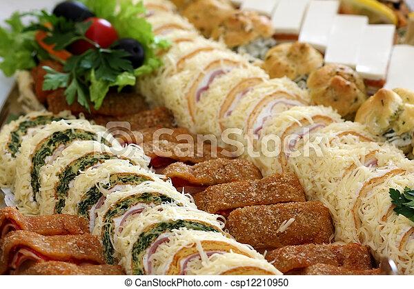Comida de cocina - csp12210950