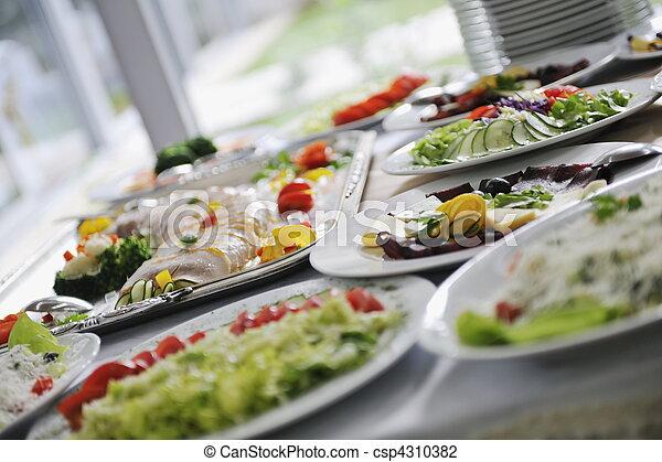 Comida de cocina - csp4310382