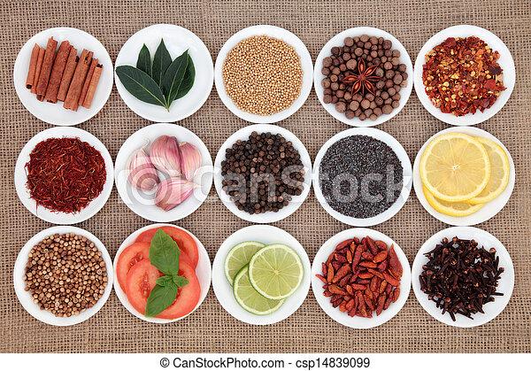 Prueba de ingredientes - csp14839099