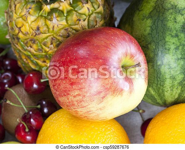 alimento, natural - csp59287676