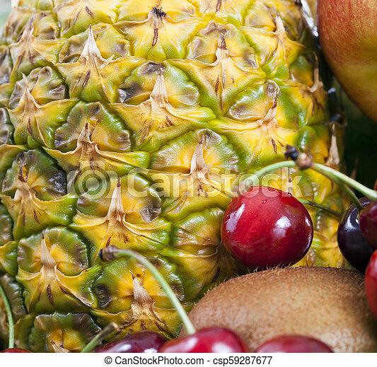 alimento, natural - csp59287677