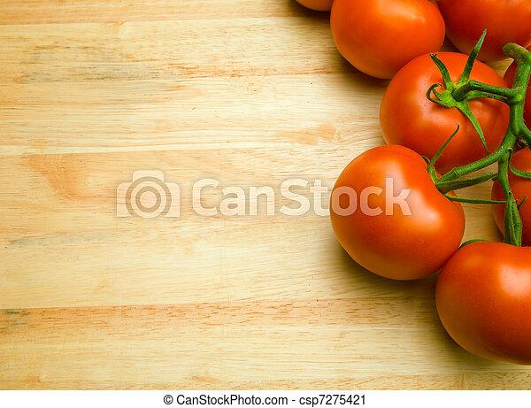 Abstraer el fondo de comida - csp7275421