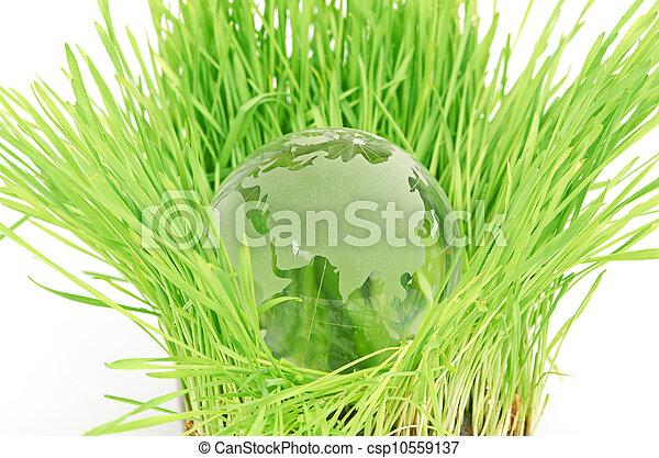 Concepto ambiental - csp10559137