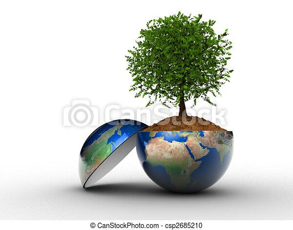 Concepto ambiental - csp2685210