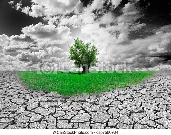 Concepto ambiental - csp7580984