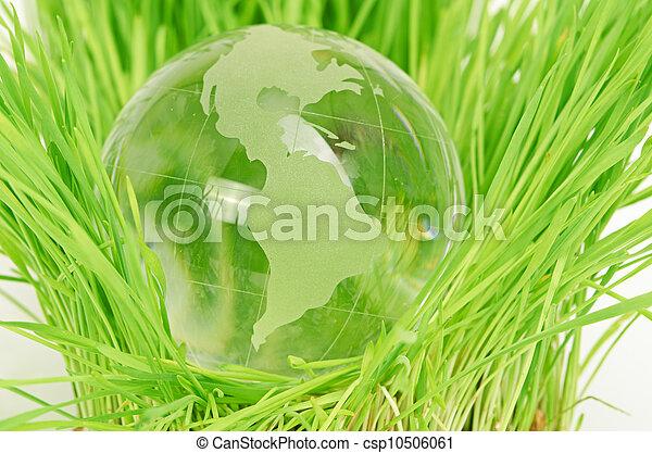 Concepto ambiental - csp10506061