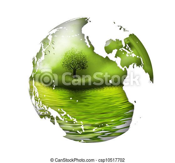 Medio ambiente - csp10517702