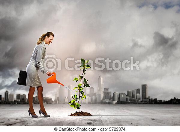 Protección del medio ambiente - csp15723374