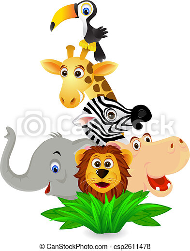 Animal salvaje - csp2611478