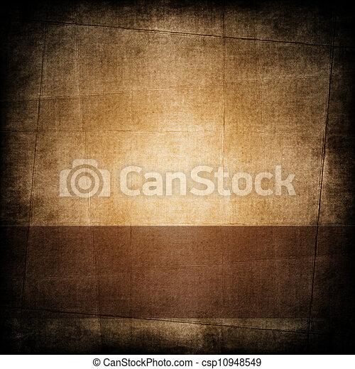 Antecedentes de papel marrón oscuro - csp10948549