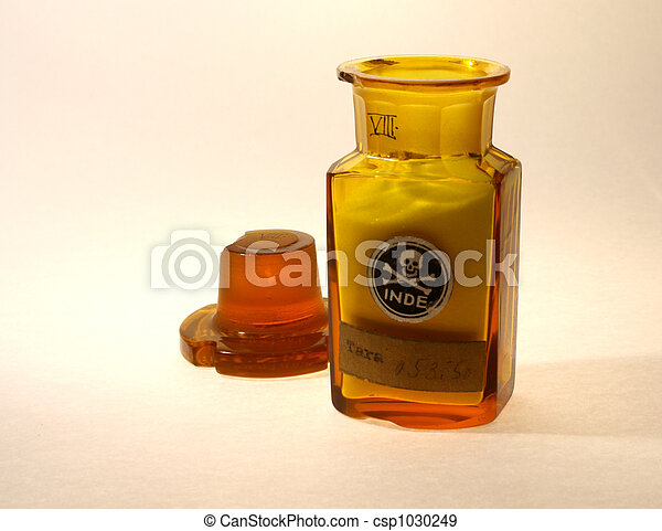 Un veneno antiguo - csp1030249