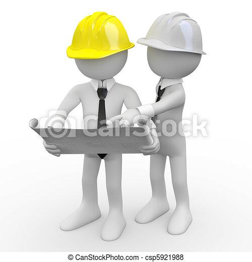 Arquitectos - csp5921988