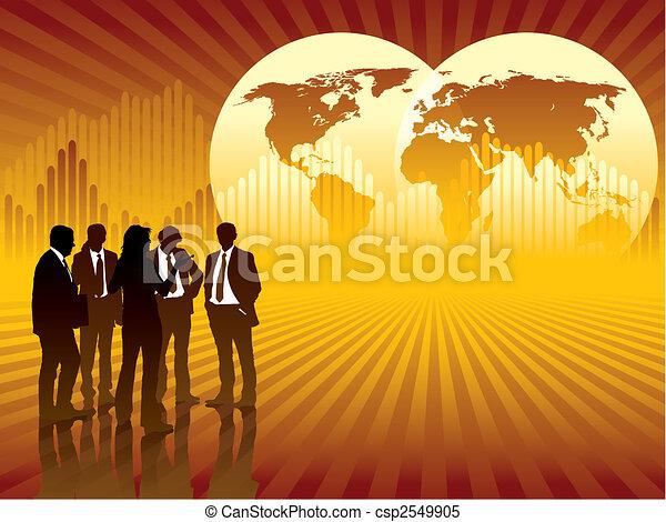 Asuntos globales - csp2549905
