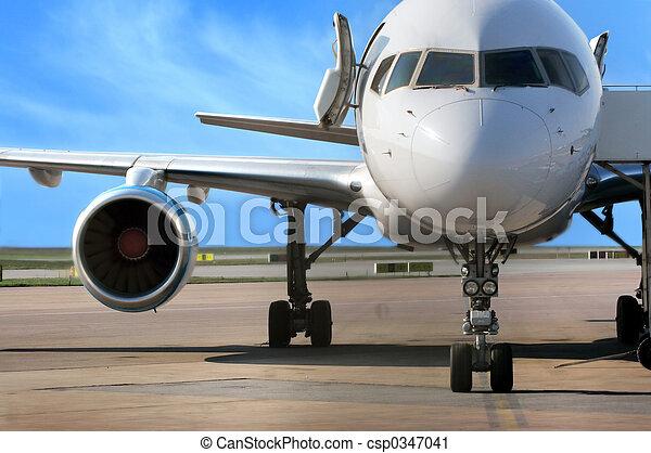 Avión de negocios - csp0347041