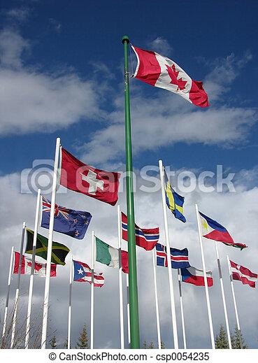 Banderas - csp0054235