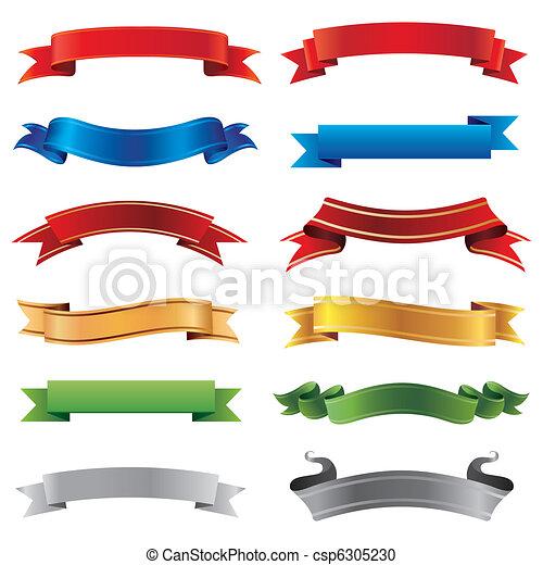 Banners listos - csp6305230