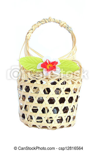 Basketry - csp12816564