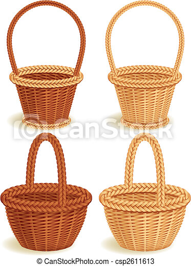 Baskets - csp2611613