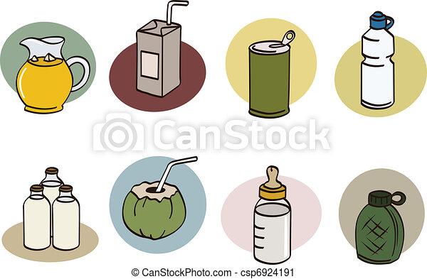 Bebida lista - csp6924191