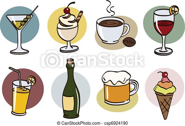 Bebida lista - csp6924190