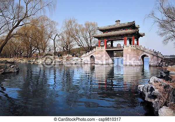 Porcelana de Beijing - csp9810317