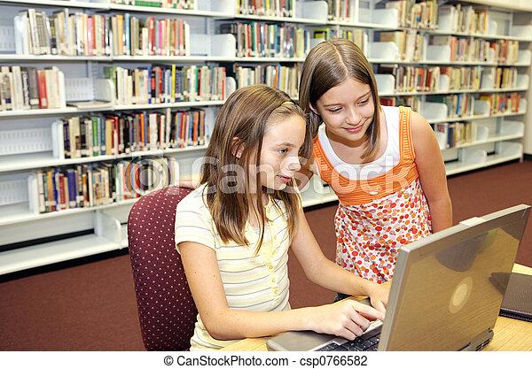 Biblioteca escolar. Investigación en línea - csp0766582