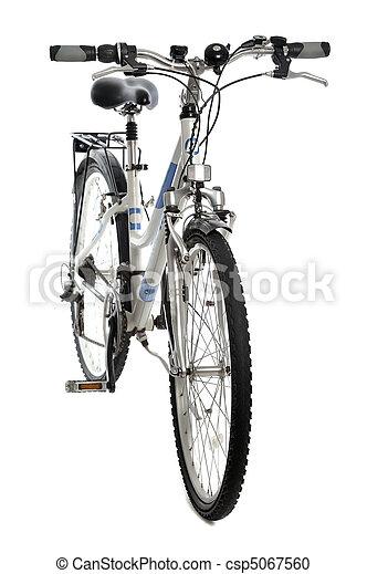 Biciclo aislado - csp5067560