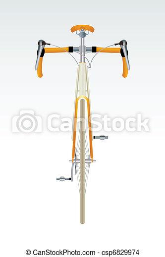 Bicicleta - csp6829974