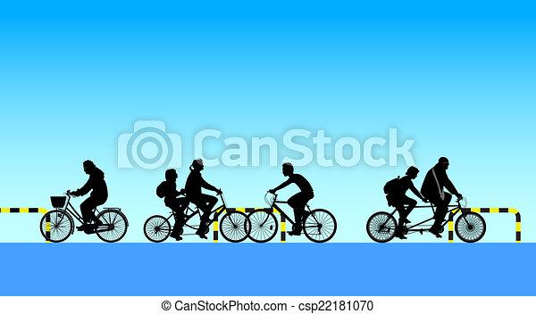 Bicicleta - csp22181070