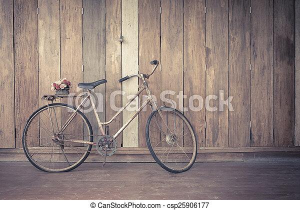 Bicicleta - csp25906177