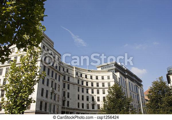 Bloqueo de oficinas - csp1256424
