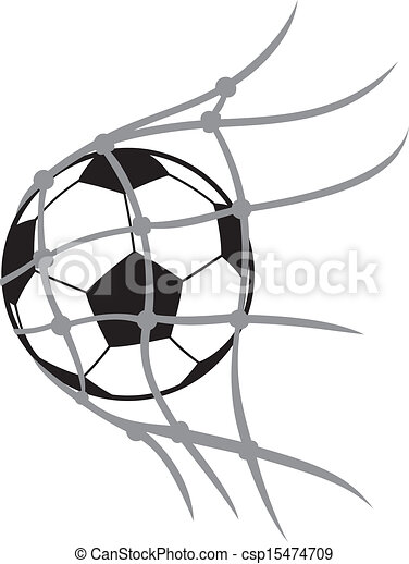 Bola de fútbol - csp15474709