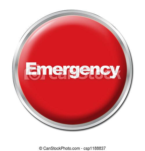 Botón de emergencia - csp1188837