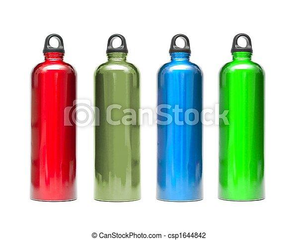 Botellas - csp1644842