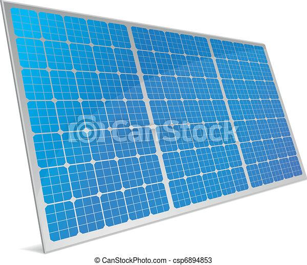 Células solares - csp6894853