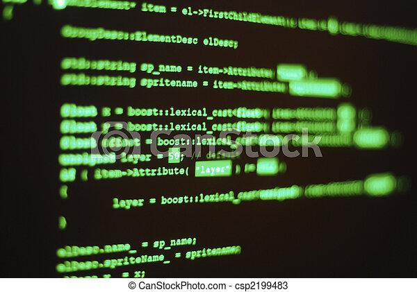 Código de programación - csp2199483