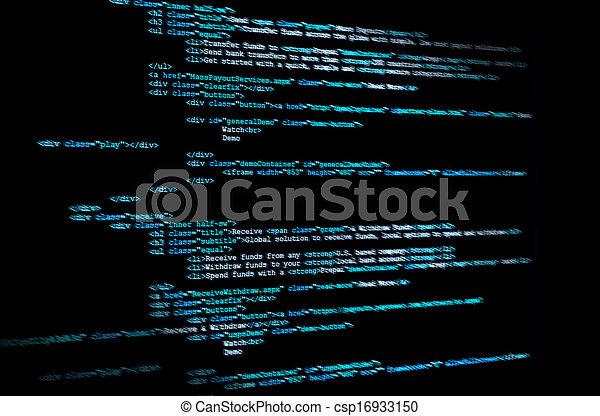 Código de programación - csp16933150