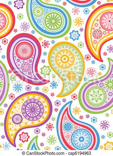 Colorido y sin manchas. - csp6194963