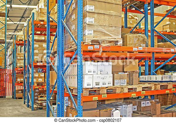 Estantes y cajas - csp0802107